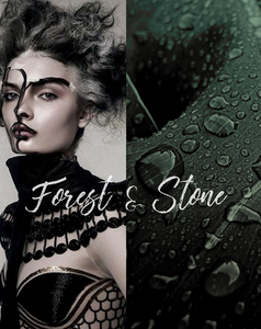 Forest & Stone Mood Board