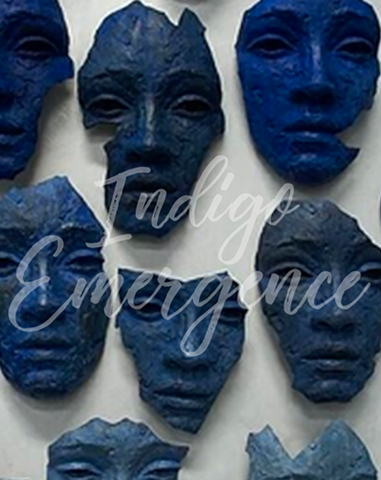 Indigo Emergence Mood Board