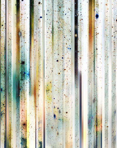 NEBULA STRIPE DIGITAL PRINT