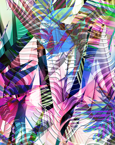 RIO RAVE DIGITAL TROPICAL PRINT