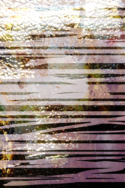 STEEL PULSE DECONSTRUCTED STRIPE DIGITAL PRINT