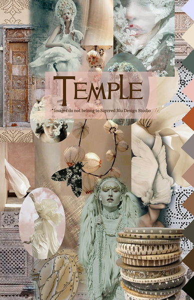 Temple Mood Board