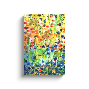 """FAERIE GARDEN"" Canvas Wrapped Wall Decor"