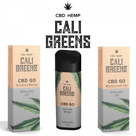 Cali Greens vape pen 120mg