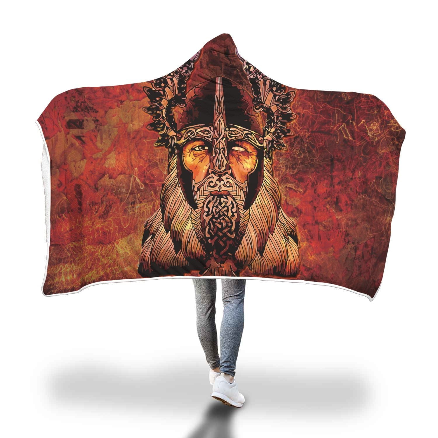 Odin Hooded Blanket