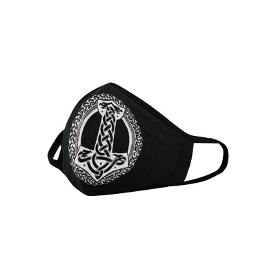 Mjolnir Viking Mouth Mask