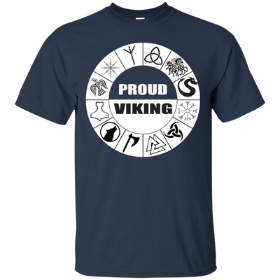 Proud Viking T-Shirt and Hoodie
