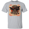 Huggin and Munnin Mjolnir Raven Sports Grey T-Shirt