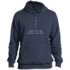 Change and Chaos Pullover True Navy Hoodie