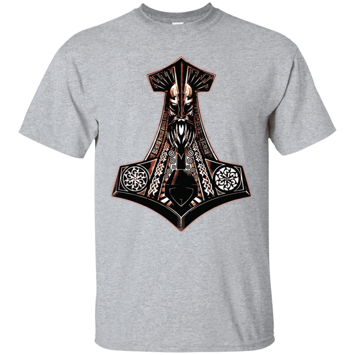 Mjolnir Gildan Ultra Cotton  T-Shirt