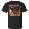 Huggin and Munnin Mjolnir Raven Black T-Shirt