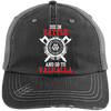 Die in Battle and go to Valhalla Unstructured Cap