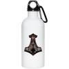 Mjolnir Stainless Steel Water Bottle