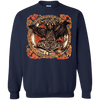 Huggin and munnin  navy Sweatshirt