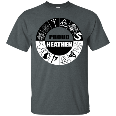 2A Proud Heathen Hoodie and T shirt