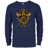 Angry Viking French Terry Sweatshirt