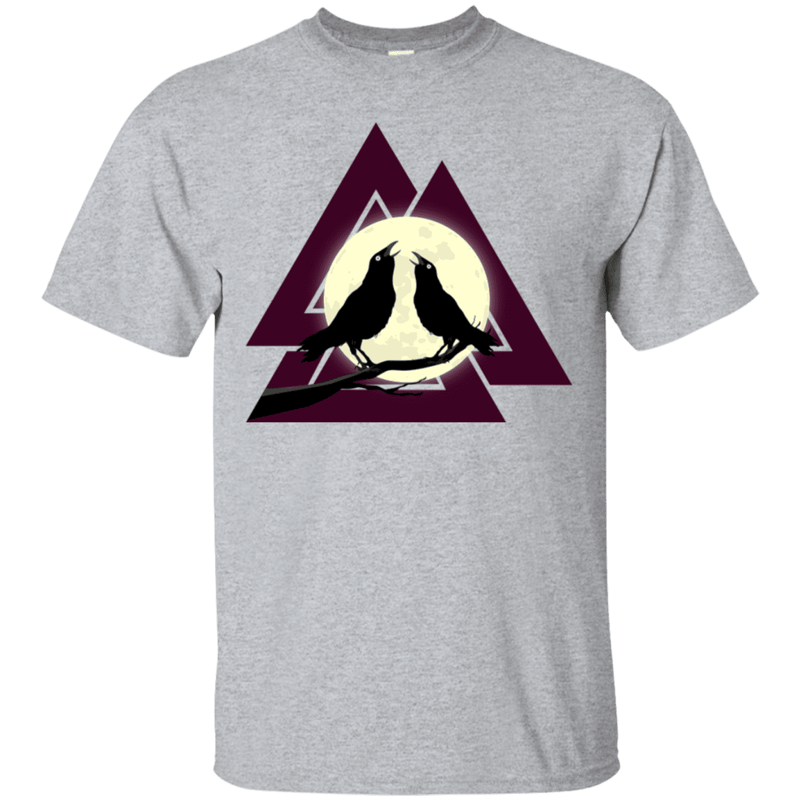 Valknut Viking Ultra Cotton  T-Shirt