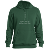 Change and Chaos Forest Green Pullover Hoodie