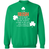 I AM IRISH SWEATSHIRT