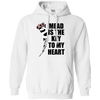 Key to My heart Hoodie
