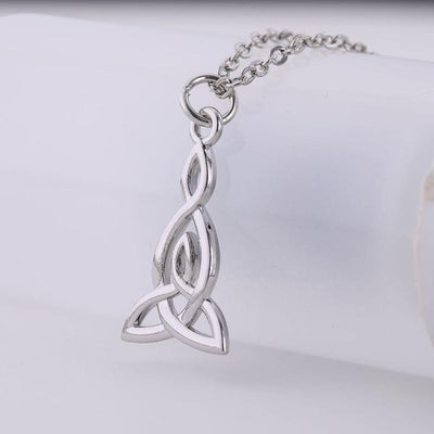 Celtic  Irish Infinity Knot Necklace