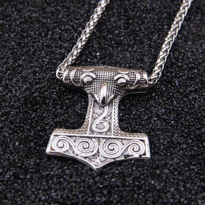 Swedish Mjolnir Pendant