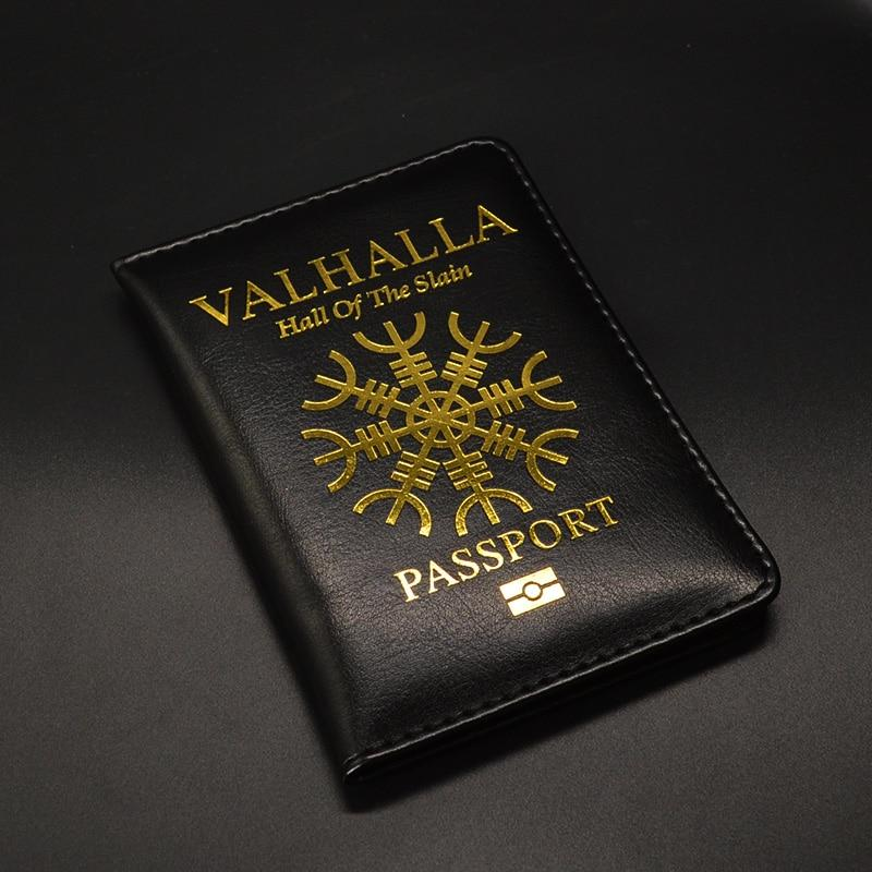 Valhalla Passport Cover