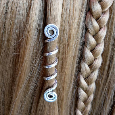 Viking Hair Beads