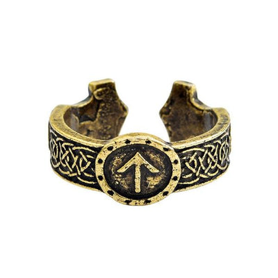 Vintage  Viking Rune Ring 2