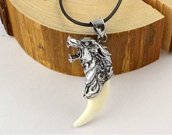 Wolf Fang Necklace