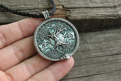 World Tree of Life  Necklace
