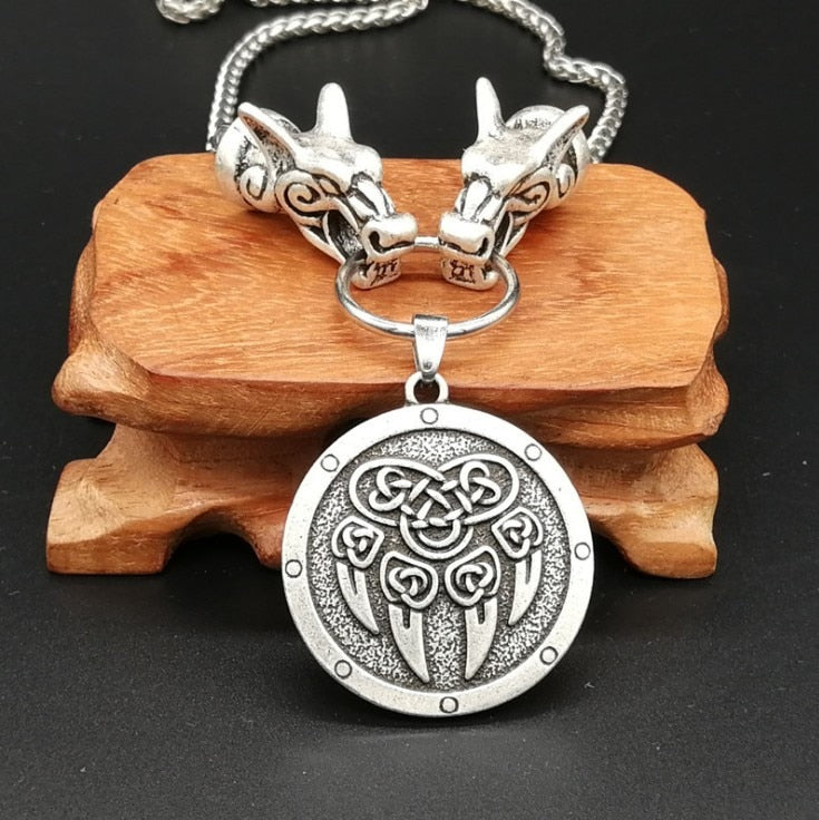 Wolf and Bear Talisman