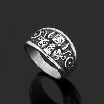 Thor hammer  Viking Ring