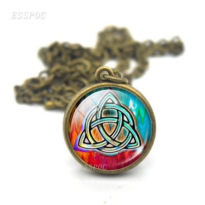 Irish Celtic Knot  Pendant