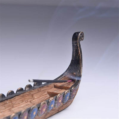 Dragon Boat Incense Holder