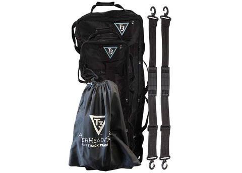 T3 Bag Combo set - Get a Beach Bad Body by T3 Power Ready