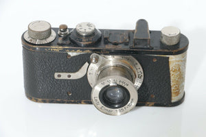 Leica I (A) with Elmar 50mm f/3.5 SNR: 18789 - Rare!!!