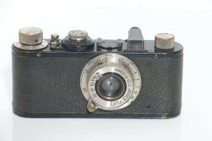 Leica I (A) with Elmar 50mm f/3.5 SNR: 58224 - Rare!!!