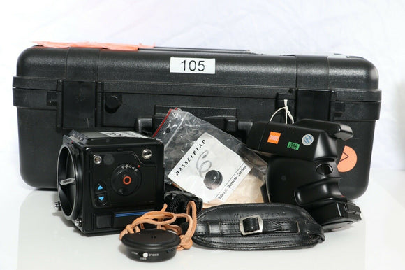 Hasselblad EVA ( 203FE ) Modif with Winder and Remote - NASA!!!