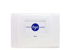 Touch Panel Wireless Intruder Alarm With 5 Devices Installed Lancashire Only
