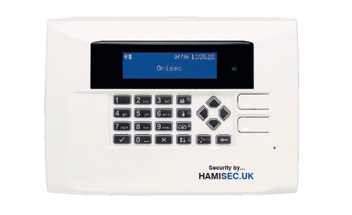 Keyed Panel Wireless Intruder Alarm with 5 Devices Installed Lancashire Only
