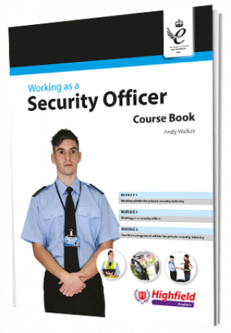 SIA Security Guard Course