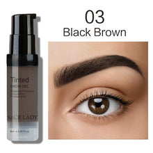 Load image into Gallery viewer, Eyebrow Tint Cream-hair straightener,[product_type]-brush,SIMPLICITY Hair and Beauty -SimplicityHair&Beauty,3 Black Brown-black,3 Black Brown-hair-brush,[option2]-hair-curler,[option3]-flat-iron