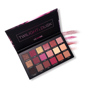 TWILIGHT Smoky Eyeshadow Palette-hair straightener,[product_type]-brush,SIMPLICITY Hair and Beauty -SimplicityHair&Beauty,[variant_title]-black,[option1]-hair-brush,[option2]-hair-curler,[option3]-flat-iron