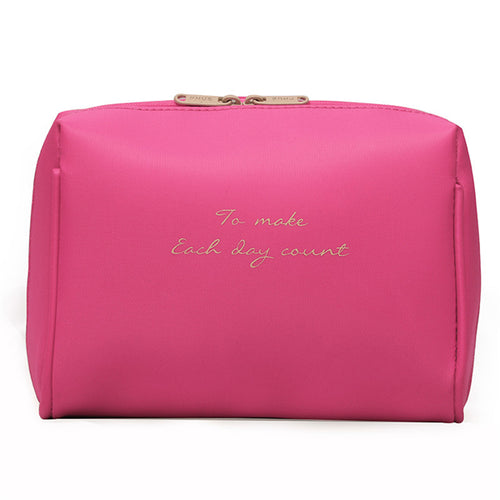 Travel Cosmetic Bag-hair straightener,[product_type]-brush,SIMPLICITY Hair and Beauty -SimplicityHair&Beauty,rose-black,rose-hair-brush,[option2]-hair-curler,[option3]-flat-iron