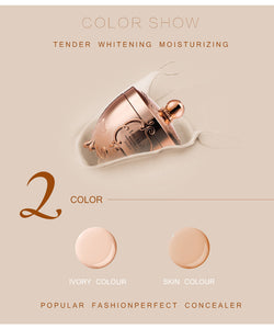 Makeup Concealer Cream Loumesi-hair straightener,[product_type]-brush,SIMPLICITY Hair and Beauty -SimplicityHair&Beauty,[variant_title]-black,[option1]-hair-brush,[option2]-hair-curler,[option3]-flat-iron