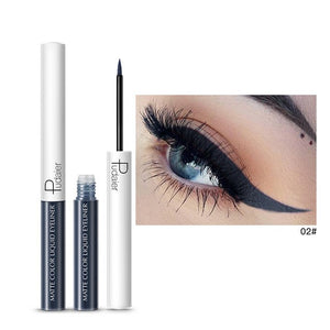 Matte Color Liquid Eyeliner 15 colors-hair straightener,[product_type]-brush,SIMPLICITY Hair and Beauty -SimplicityHair&Beauty,2-black,2-hair-brush,[option2]-hair-curler,[option3]-flat-iron