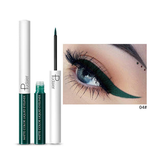 Matte Color Liquid Eyeliner 15 colors-hair straightener,[product_type]-brush,SIMPLICITY Hair and Beauty -SimplicityHair&Beauty,4-black,4-hair-brush,[option2]-hair-curler,[option3]-flat-iron