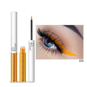 Matte Color Liquid Eyeliner 15 colors-hair straightener,[product_type]-brush,SIMPLICITY Hair and Beauty -SimplicityHair&Beauty,7-black,7-hair-brush,[option2]-hair-curler,[option3]-flat-iron