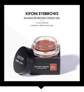 Eyebrow Enhancer Cream Gel-hair straightener,[product_type]-brush,SIMPLICITY Hair and Beauty -SimplicityHair&Beauty,[variant_title]-black,[option1]-hair-brush,[option2]-hair-curler,[option3]-flat-iron